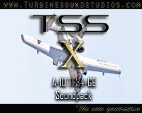 TURBINE SOUND STUDIOS - A-10 Thunderbolt II Soundpack