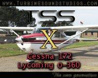 TURBINE SOUND STUDIOS - Cessna 172 Soundpack