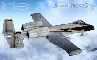 IRIS PLATINUM SERIES - A-10A Warthog