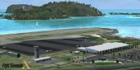 TROPICALSIM - Caribbean 13 airport Fsx bundle pack