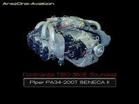 AREZONE - Piper PA34 Seneca II Soundset