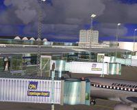 SCANSIM - Fly to Ekch Copenhagen Airport