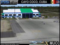 TAXI2GATE - Cayo Coco MUCC X