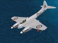 VIRTAVIA - De Havilland Hornet