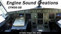 ENGINE SOUND CREATIONS - Airbus CFM56-5B soundset