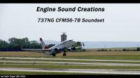 ENGINE SOUND CREATIONS - 737NG CFM56-7B Soundset
