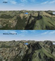 REAL EARTH X - Real Italy X mesh pack 3
