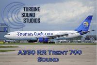 TURBINE SOUND STUDIOS - Airbus 330 Trent-700 Soundpack