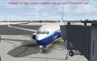 TFDI DESIGN - 737 Uultra sound