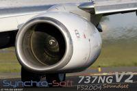 SYNCHRO-SOFT - Synchro-Soft 737NG V2 Soundset