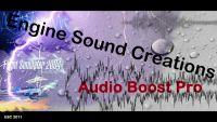 ENGINE SOUND CREATIONS - Fs Audio Boost Pro