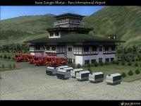THAI CREATION - Paro airport