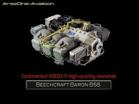 AREZONE - B58 Baron Soundset