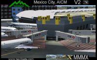 TAXI2GATE - Mexico City International X