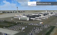 ImagineSim - KDEN Denver International Airport