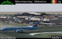 TAXI2GATE - Monterrey MMMY V2