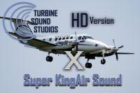 TURBINE SOUND STUDIOS - Super KingAir soundpack