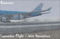 SUPRESSION FLIGHT - Wet operations