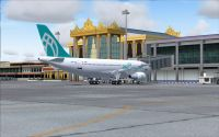 ONET VALLEY - Yangon International Airport