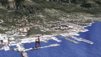 SKYHIGHSIM - Approaching Tivat