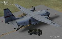 IRIS PLATINUM SERIES - C-27J Spartan