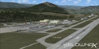 ORYXSIM - Kelowna International Airport