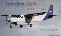 SYNCHRO-SOFT -  Cessna 208 Caravan Soundset