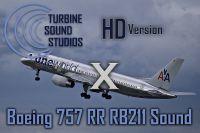 TURBINE SOUND STUDIOS - Boeing 757 RR HD Soundpack