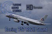 TURBINE SOUND STUDIOS - Airbus 757 RR Soundpack