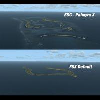 ESC SCENERIES - Palmyra Atoll