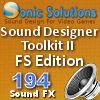 SONIC SOLUTIONS - Sound Designer Toolkit II