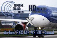 TURBINE SOUND STUDIOS - Airbus3XX IAE-V2500 HD