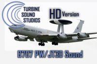 TURBINE SOUND STUDIOS - Boeing 707 JT3D