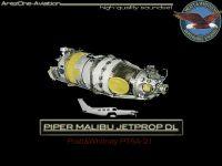AREZONE - Piper PA46-500T Malibu-Jetprop Soundset