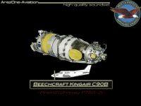 AREZONE - Beechcraft Kingair C90B Soundset
