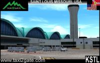 TAXI2GATE - Lambert-St. Louis International Airport