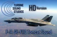 TURBINE SOUND STUDIOS - F-14 Tomcat HD Soundpack
