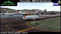 TAXI2GATE - Toncontín Airport