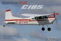 SYNCHRO-SOFT - Cessna 185 Vindage Soundset