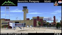 TAXI2GATE -  Asuncion Paraguay Airport