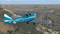 HD AIRPLANES - DH82A Tiger Moth