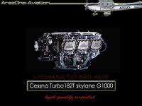 TURBINE SOUND STUDIOS - Cessna T182T