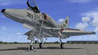 VIRTAVIA - A-4 Skyhawk