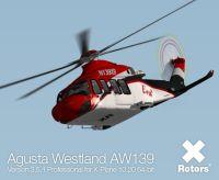 X-ROTORS - Agusta Westland AW139 (AB139)