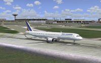 AFS DESIGN - Air France Airbus