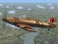 SIMBATTLEBIRDS - Hawker Hurricane Mark IIB/C