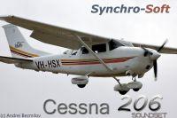 SYNCHRO-SOFT - Cessna 206 Soundset