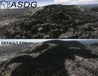 ASDG - South Africa Vector 2013