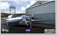 ORBX - FTX  Felts Field Airport
