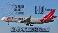 TURBINE SOUND STUDIOS -  McDonnell Douglas MD-11 Soundpack